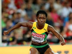 janieve russell Jamaica National trials