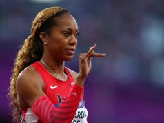 Sanya Richards-Ross, is the most decorated Olympian in Texas Track and Field history