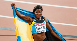 Shaunae Miller to represent Americas team at the Continental Cup 2018