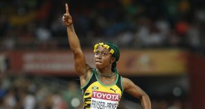 Shelly-Ann Fraser-Pryce ready for NACAC Championships