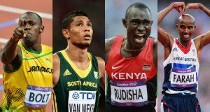 The Racers Grand Prix, in the past, had world stars such as Usain Bolt, Mo Farah, David Rudisha and Wayde van Niekerk