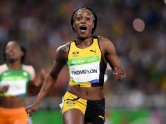 Elaine Thompson leads women's 100m field at Jamaica Invitational