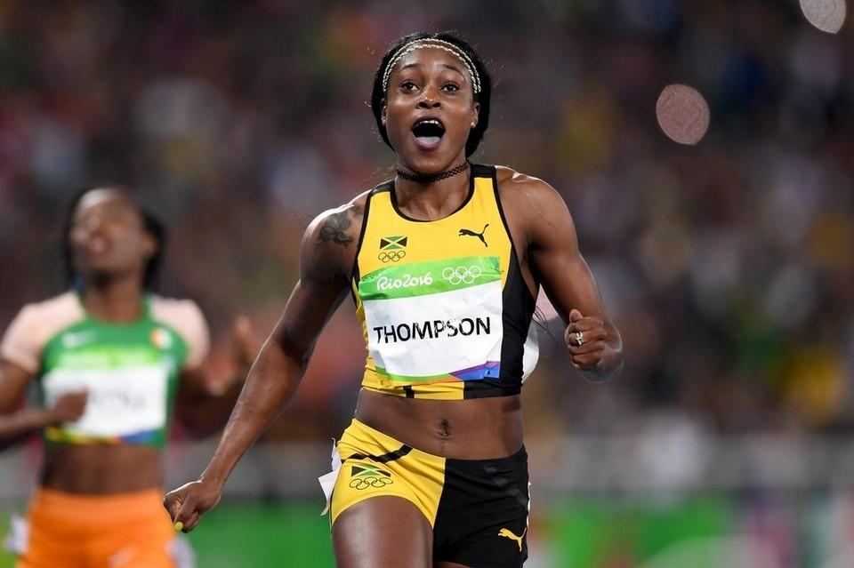 Elaine Thompson leads women's 100m field at Jamaica Invitational