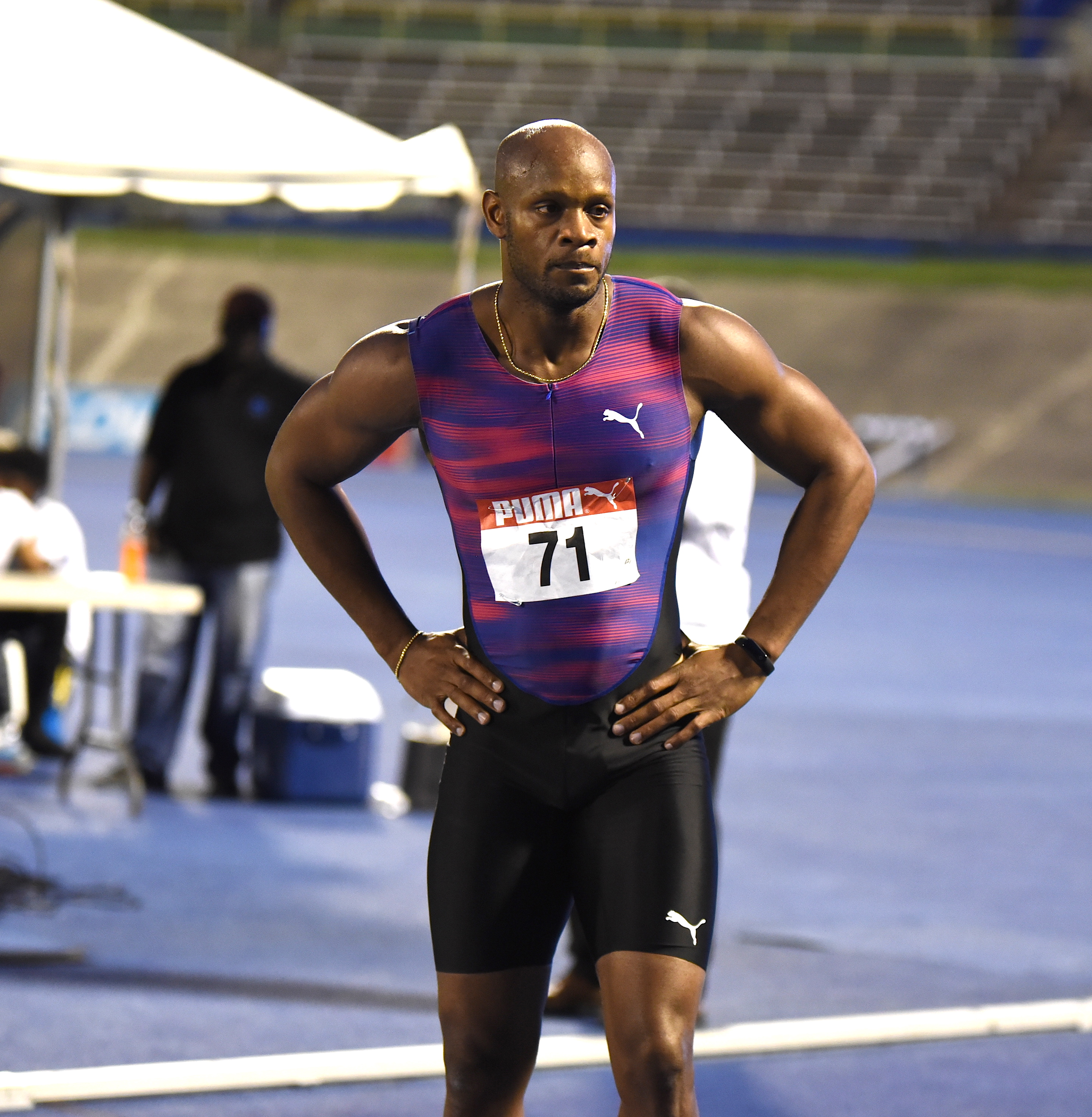 Asafa Powell to run at Meeting de Paris