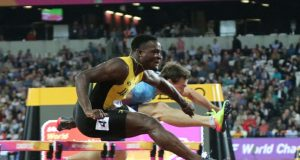 Omar McLeod wins in Berlin
