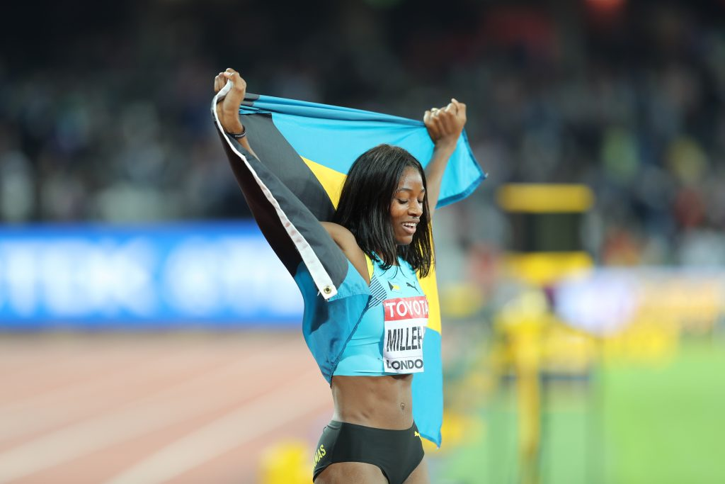 Miller-Uibo Handlers Want IAAF To Facilitate 200/400m Double in Tokyo