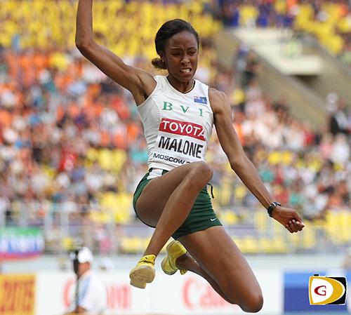 Chantel Malone wins in Madrid