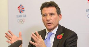 Seb Coe meets with Taylor