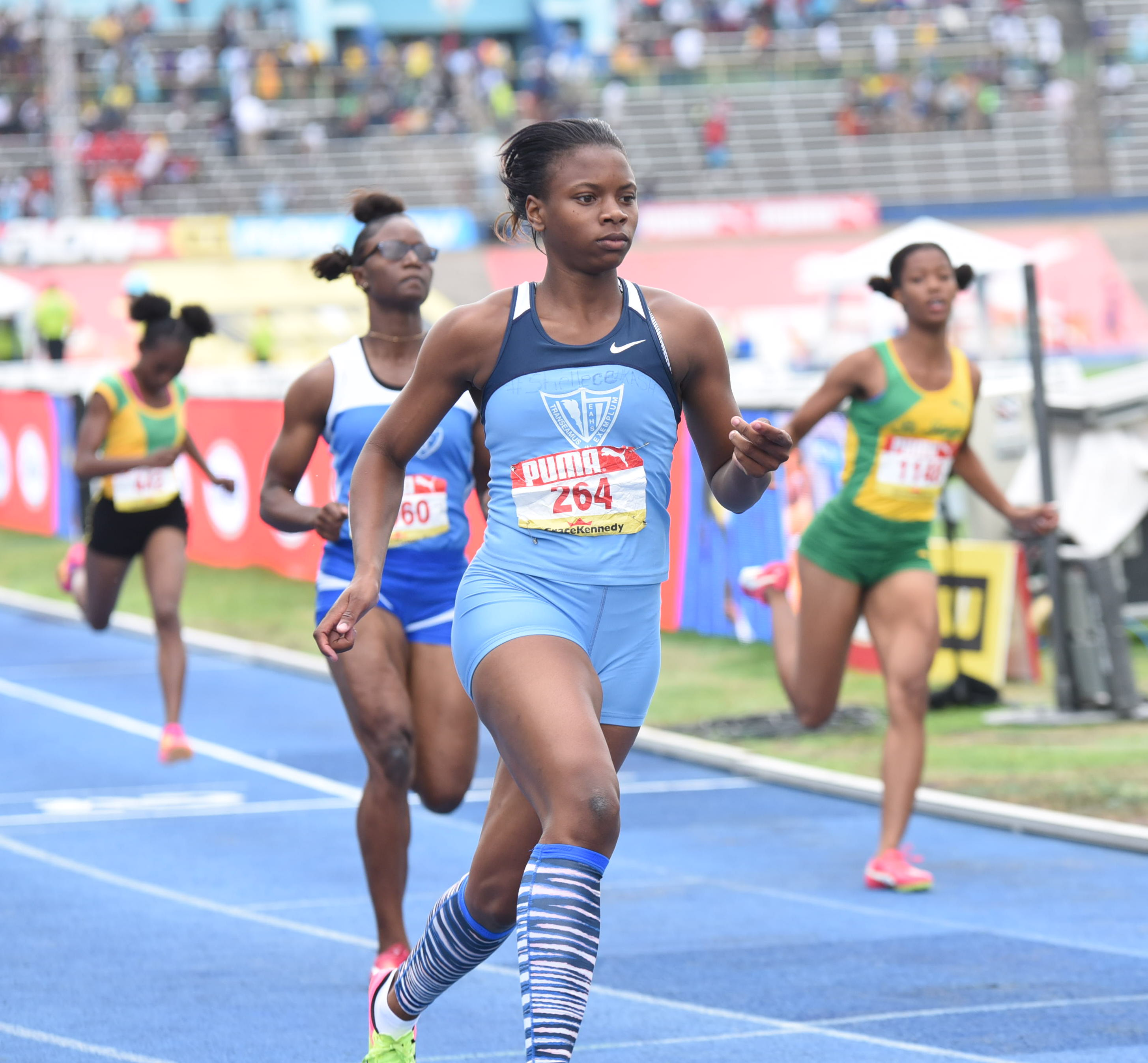 Top Jamaican Junior Kevona Davis To Miss World U20