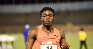 Christopher Taylor named in Jamaica's team for IAAF World U20 Championships