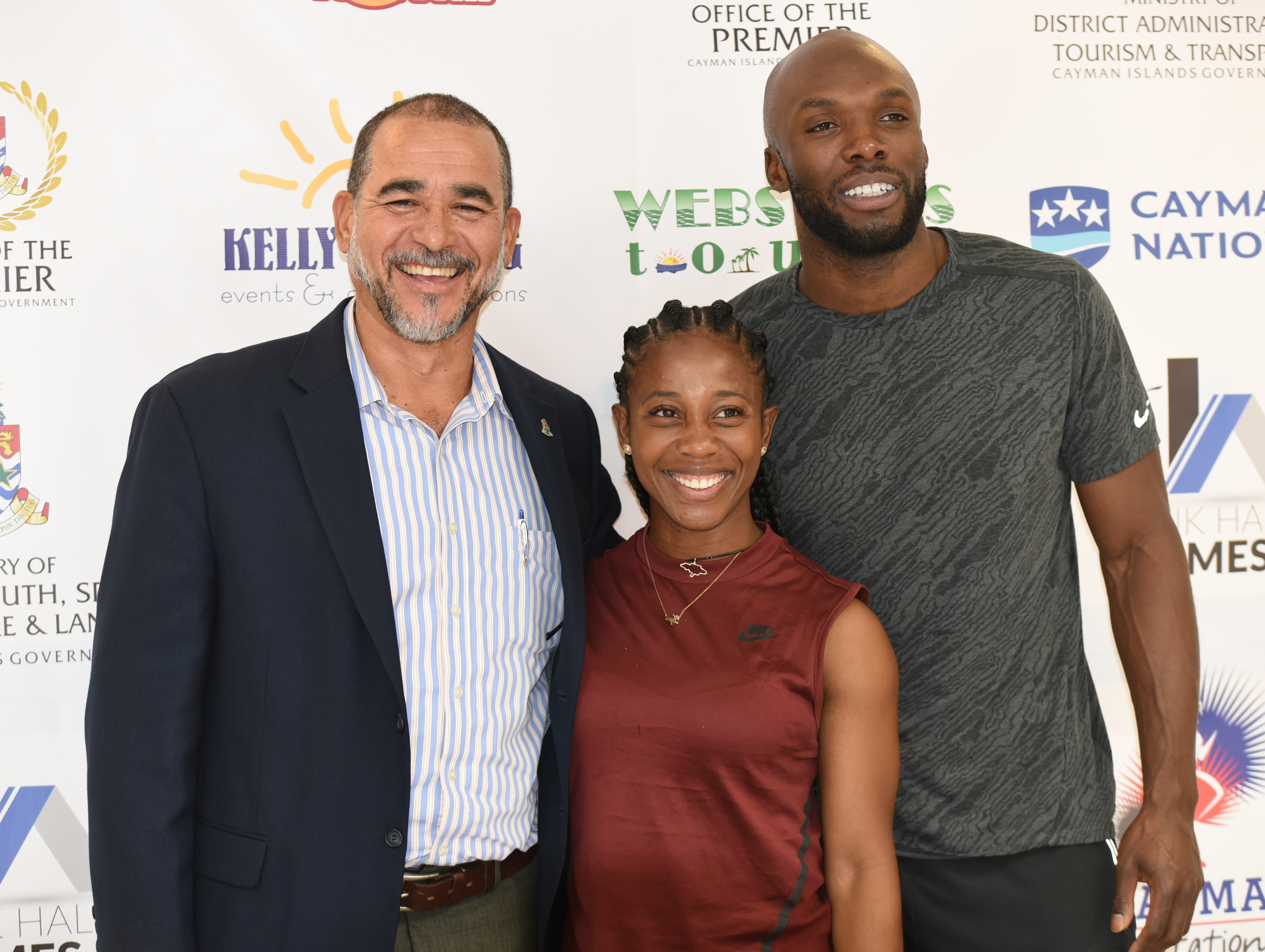 Photos of Cayman Invitational 2018 Press Conference