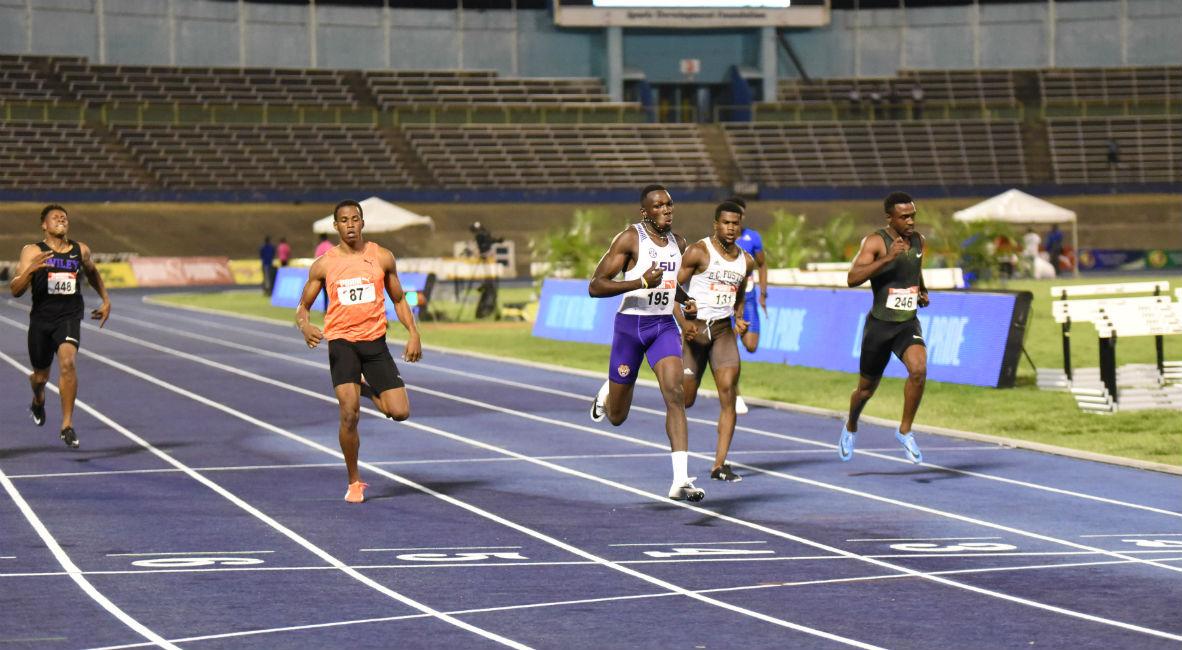 Jahnoy Thompson Lsu 400m