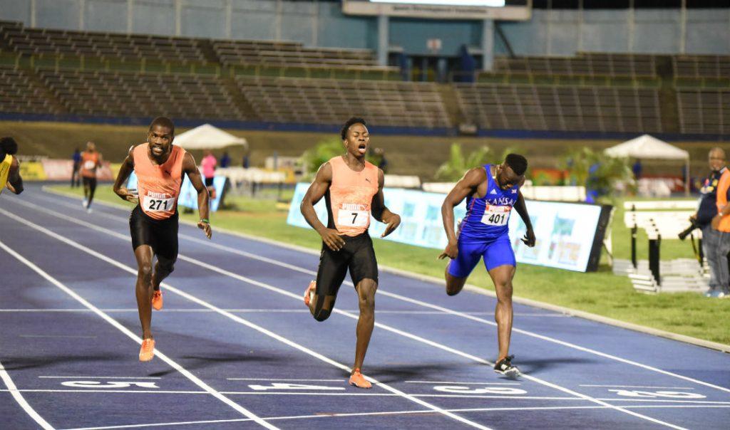 Javon Francis Of Jamaica 2018