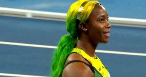 Shelly Fraser Pryce Rio2016