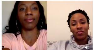 Trackalerts Live with Chantel Malone hosted by Ashley Kelly