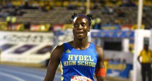 Ashanti Moore returens with win at JC meet 2020