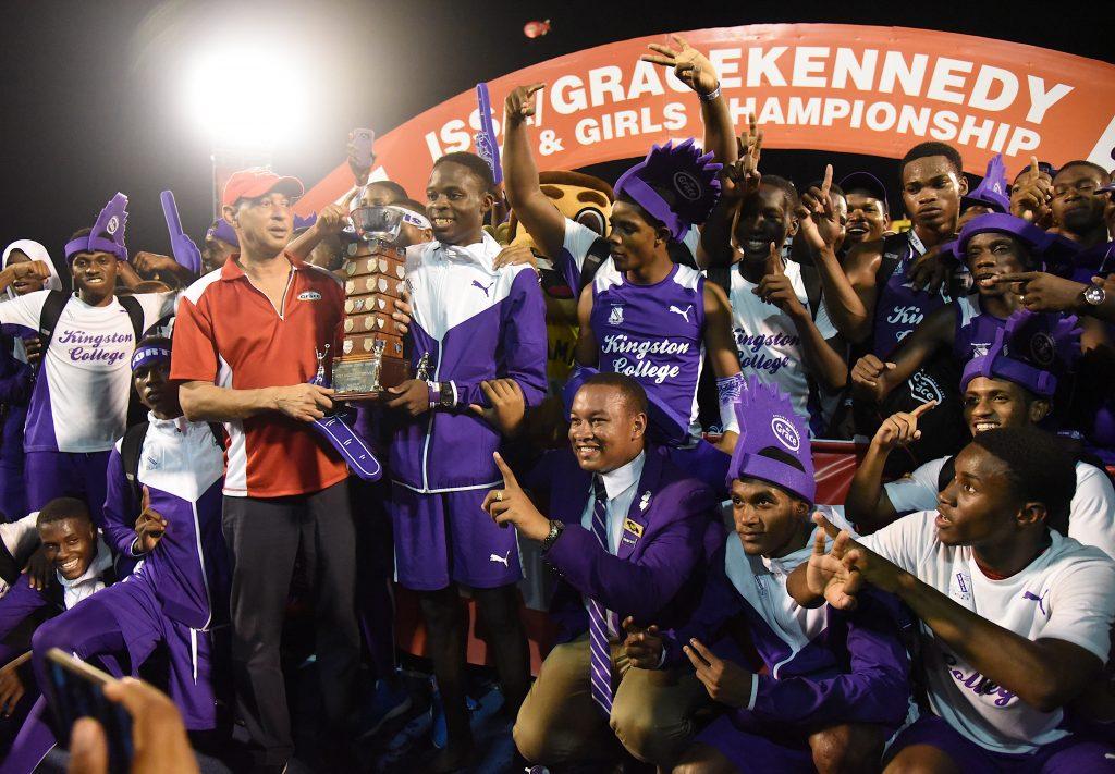 KC wins Champs 2019