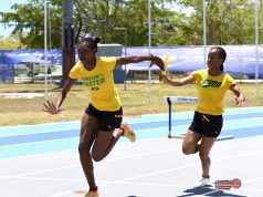Jamaica at Carifta Games 2019