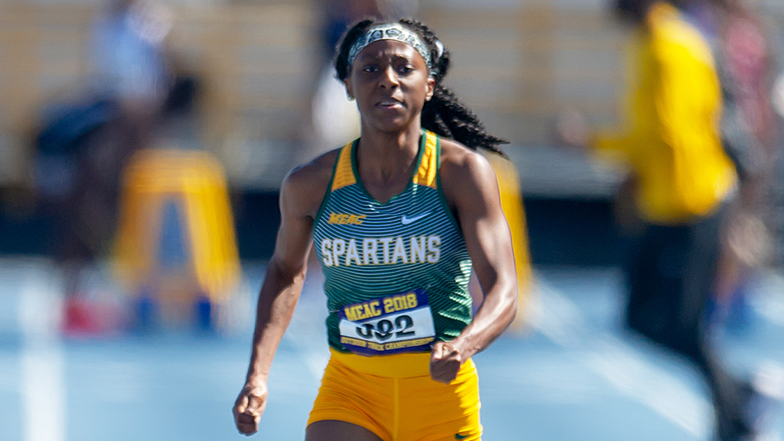 Jamaican sprinting talent Kiara Grant won the women's 200m at the Great Dane Classic here on Saturday, 11 January.
