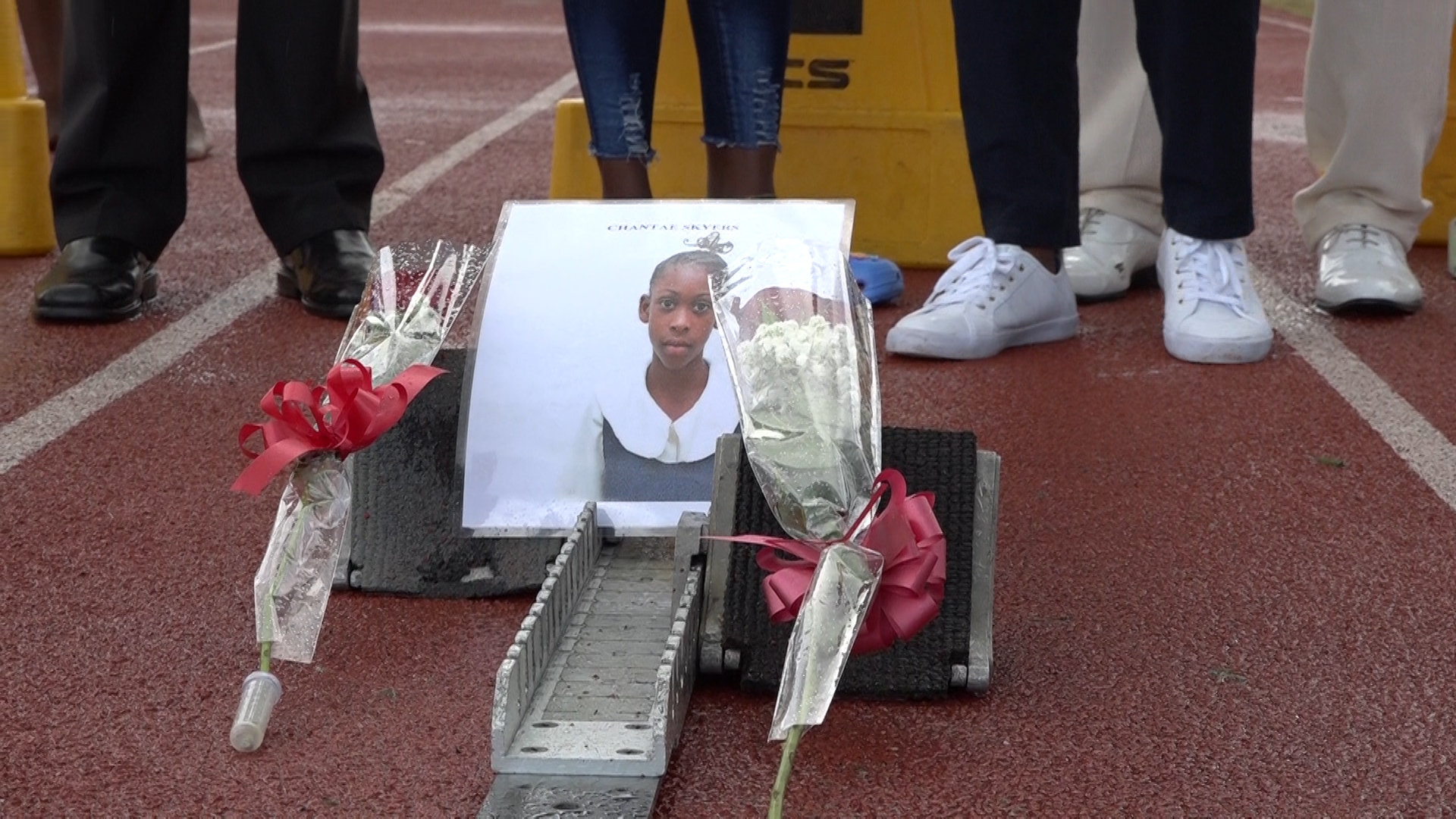 Sport ministry honours slain young athlete at Primary Champs