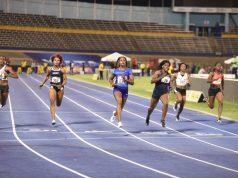 Elaine Thompson 2019 Jamaica Trials