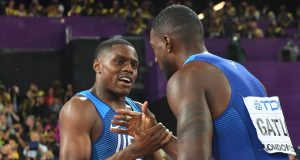Justin Gatlin could win GOLD in absence of Christian Coleman in Doha 2019