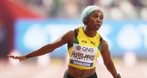Fraser-Pryce Pulls Out Of 200m #Doha2019