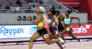 Fraser-Pryce Speaks About Her 100m Success #Doha2019