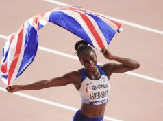 victory for Dina Asher-Smith in Doha 2019