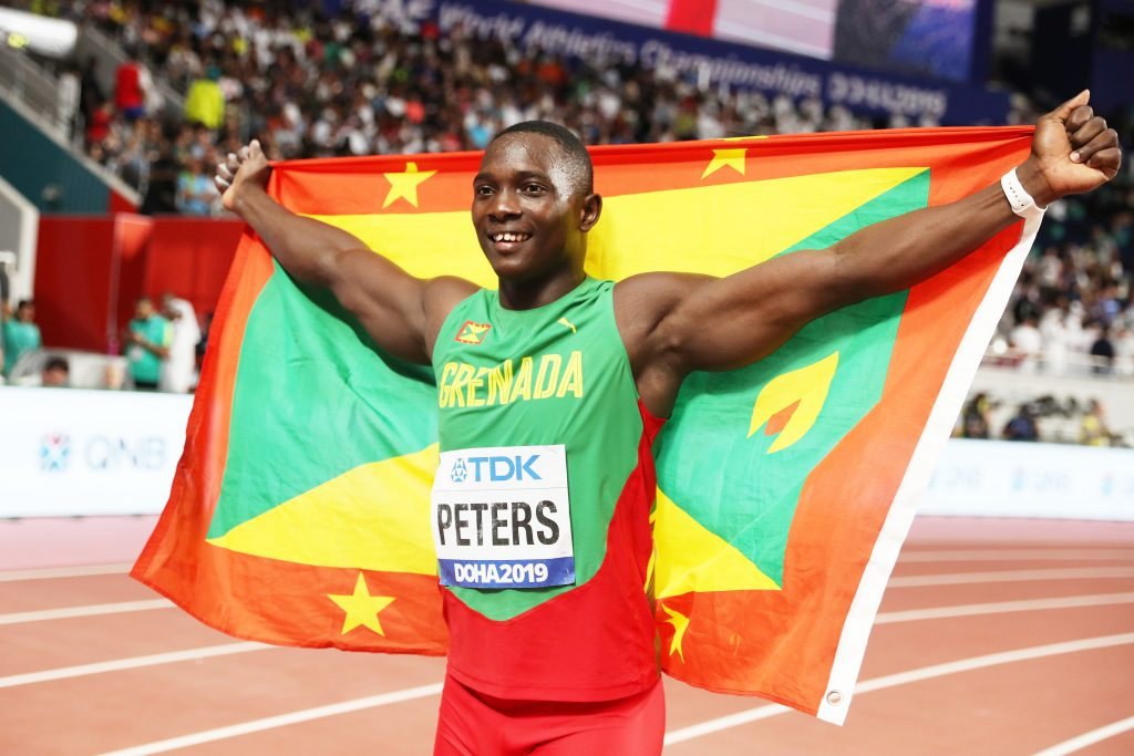 Anderson Peters spear into history #Doha2019