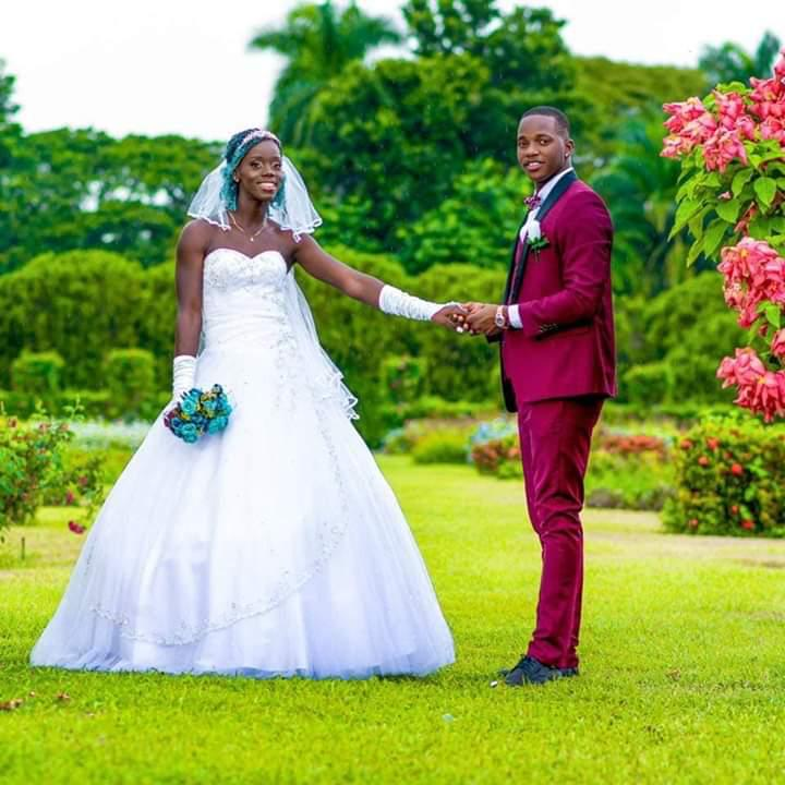 Tiffany James who helped Jamaica two medals, bronze in the women's 4x400m and silver in the mixed relay, married to Jamari Rose.