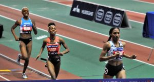 Natoya Goule is set for another showdown with Ajeé Wilson at Millrose Games