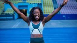 Shericka Jackson thankful for 2019 season