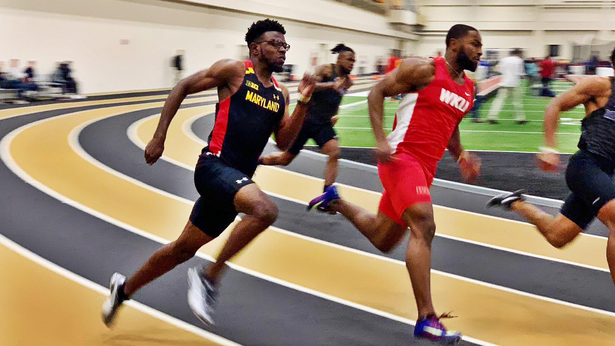 Deshawn Morris wins 400m, finishes 4th in 200m at US indoor meet