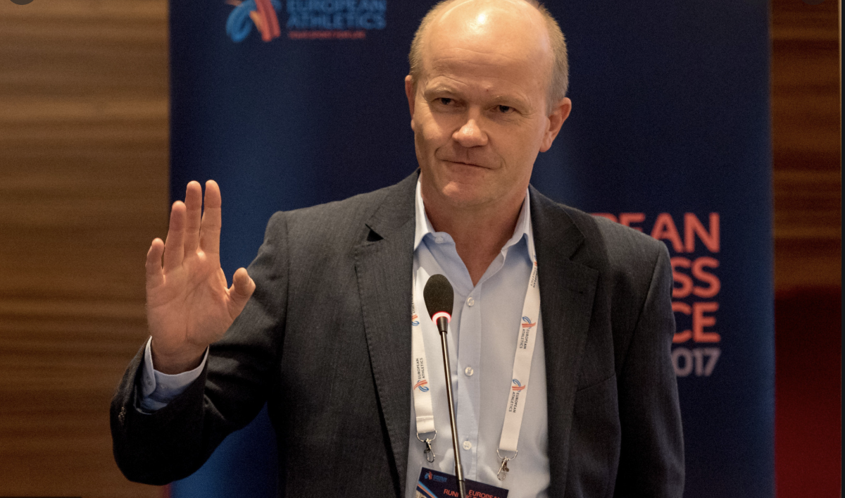 Jakob Larsen is World Athletics new Director of Competition and Events