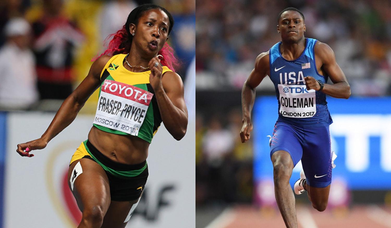 Coleman, Fraser-Pryce among several big names for Jamaica Invitational