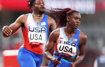 USA back in at Tokyo 2020