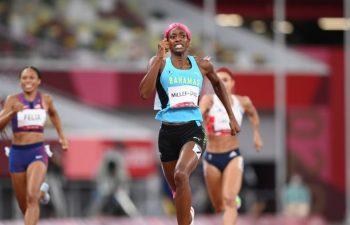 Shaunae Miller-Uibo defends title in Tokyo 2020