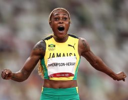 Elaine Thompson-Herah equals Flo-Jo's world record of 10.61? Diamond League
