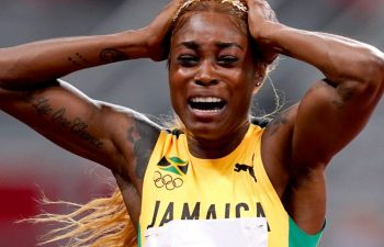 Elaine Thompson-Herah sizzles to historic double-double at Tokyo 2020
