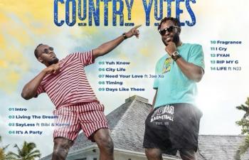 Usain Bolt County Yutes album