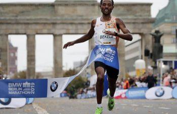 Kenenisa Bekele set for Berlin Marathon
