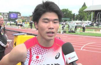 at Japan Corporate Championships