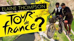 Tour de France for Elaine Thompson-Herah