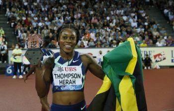 Elaine Thompson-Herah wins Diamond League